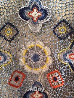 Calypso St. Barth Sz S Abriana Cravate En Or Avec Corps Multicolore