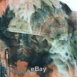 Carhartt Cravate Dye Couverture Doublée Veste Pour Hommes Grand Wip