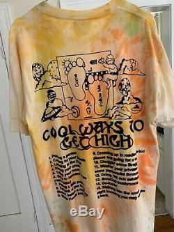 Céramique En Ligne, T-shirt, Tie Dye, Taille L