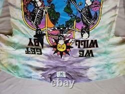 Céramique En Ligne Unisex Adult I Will Get By Tie Dye L / S T-shirt Ab3 Multi Medium