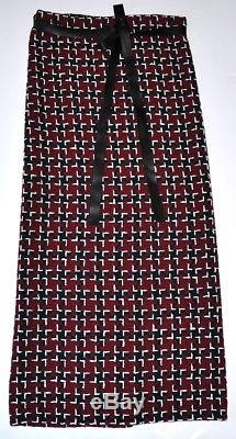 Chanel 15a $ 1.8k Fantasy Tweed Jupe Portefeuille Avec Ceinture En Cuir, 38-42, Nouveau