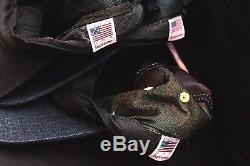Chapeau Camp Tape Tie Dye Tie Dye Supreme Pour Homme, Bleu, Violet, Arabe, Ss / 13, 5 Panneaux