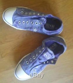Converse One Star Slip Sur Tie Dye Violet Us Des Femmes 7