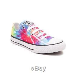 Converse - Tie Dye - All Star - Bas Boho - Chuck Taylor Rainbow - Lgbtq - Chaussures D'entraînement De Fierté