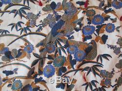 Couette Vintage Crazy 60 X 80 Couette Textile Mixte Nouée Floral, Primitive Main