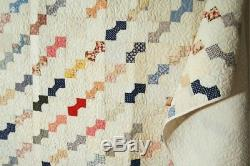 Cravate Antique Cravate Antique Petits Tissus Et Belle Petite Échelle