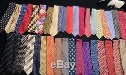 Cravate Ultra Haut De Gamme (63) -hermes-charvet-brioni-fendi-burberry-ferragamo-gucci