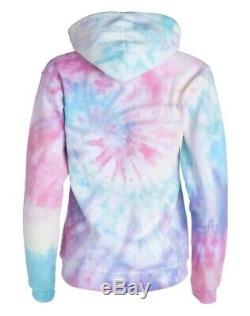 Dannijo Multi Color Tie Dye Hoodie Taille Xs Tn-o (pour 145 $ Retails)