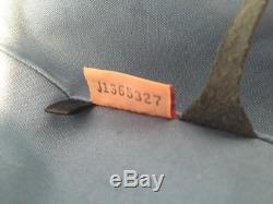Dooney & Bourke Large Signature Db 1975 Noir Sac À Main Multicolore