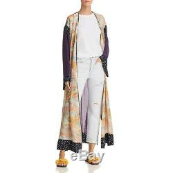 Elizabeth Et James Femmes Shawna Multi Floral Patchwork Kimono L Bhfo 2473