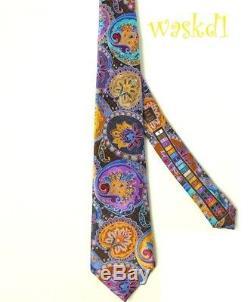 Ermenegildo Zegna Quindici Incroyable Cravate 100% Soie