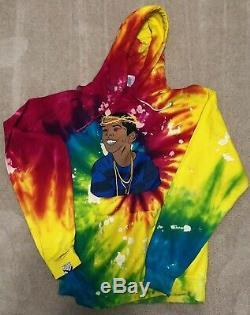 Flygod Rebirth Tie Dye Griselda Rebels Mode Hoodie XL Westside Gunn Gxfr