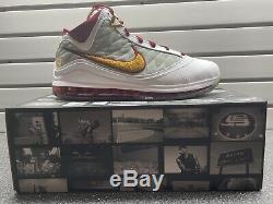 Grand Nouveau Pacte Nike Lebron 7 Mvp Taille 13 Mens