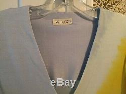 Halston Tie-dye Caftan
