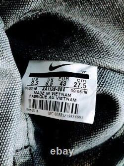 Hommes Nike Air Force 1 Sf Af1 Salut Bottes Noir Camo Armée Reflective Aa1128-004 9.5