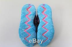 Hommes Nike Kyrie 4 All Star Asg Tie Dye Noir Blanc Aq8623-001 Taille 11.5