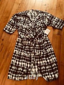 Lularoe Noir Et Blanc Tie Dye Shirley Super Doux Licorne Rare Moyen Nouveau