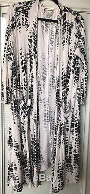 Lularoe Tie Dye Large Sarah Noir Et Blanc
