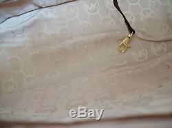 Michael Kors Fabulous Marina Lg Tie-dye Poignées Corde Fourre-tout Nwot
