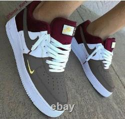 Nike Air Force 1 Sneakers Hand Painted Customs Mens And Youth Casual All Sizes