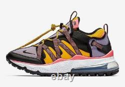 Nike Air Max 270 Bowfin Acg Boot Trail Trainer Chaussures Taille Homme 10 Aj7200 004