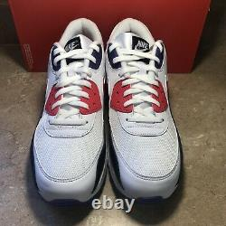 Nike Air Max 90 Essential Raptorsaj1285-106 Hommes Taille 11