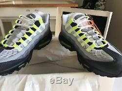 Nike Air Max 95 V Sp 170 Patch 747137 Hommes Taille 10,5 Rare 2014 Toile