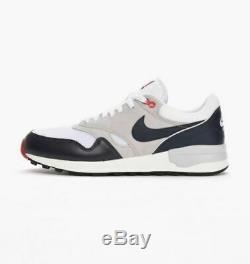 Nike Air Max Light Odyssey Marine 652989-104 Rouge Blanc