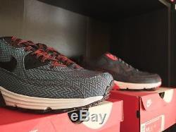Nike Air Max Lunar 90 Prm Qs Succès Et Paquet (herringbone / Paisley) Deadstock