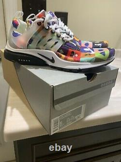 Nike Air Presto Origins (cj1229-900) Taille S / Us 7-us 9 In Hand Ships Fast/free