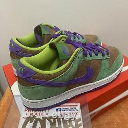 Nike Dunk Low Veneer Ugly Duckling Sb Ds 2020 Vintage Da1469-200 Taille Homme 9
