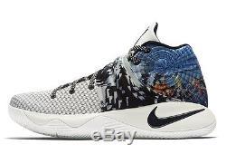 Nike Kyrie 2 Effet Tie-dye Multicolore 819583-901 Taille 15. 1 Bhm Toute L'étoile