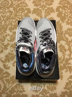 Nike Kyrie 2 Tie Dye L'effet Taille 11 Noir Voile Multi 819583-901