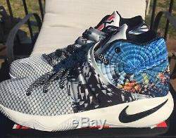 Nike Kyrie 2 Tie-dye Multicolore 819583-901 Taille 12