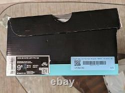 Nike Sb Dunk Low Raygun Tie Dye Taille 9.5 (noir Et Blanc) Vnds