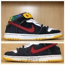 Nike Sb Dunk MID Tie Dye (2008)