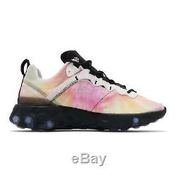 Nike Wmns React Element 55 Chaussures De Course Pour Femme Multicolores Cj6896-901
