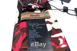 Nouveau Avec Des Étiquettes Nib Classic 100% Soie Prada Mens Tie