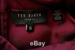 Nouveau Ted Baker London - Jensah - Robe À Encolure Mixte À Encolure Dégagée, Taille 5 (14 Us)