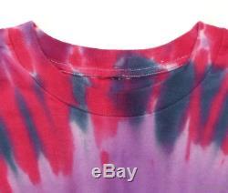 Ozzfest Vintage T-shirt Concert Des Années 90 1998 Tie Dye XL Festival Ozzy Osbourne
