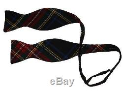 Polo Ralph Lauren - Tartan En Laine Écossaise Rouge À Carreaux