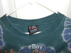 T-shirt Cravate Teinté Cravate Vintage Smashing Pumpkins Mellon Collie L Description
