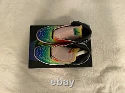 Taille 10.5 Air Jordan 1 Rétro Og High X J Balvin Tie Dye
