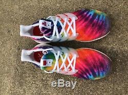 Taille 9 Adidas Ultraboost Ultra Boost Kicks Woodstock Tie Dye