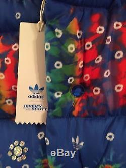 Vente! 975 $ Adidas Originals X Jeremy Scott Cravate À Cravate En Mousseline De Soie Nicki Minaj