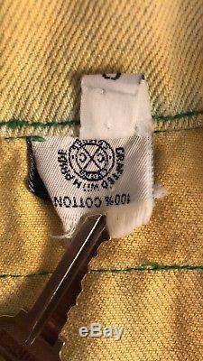 Vtg Cross Colors Tie Dye Veste En Jean Des Années 90 Des Années 1990 L / XL